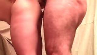 My wife takes a good ass fucking