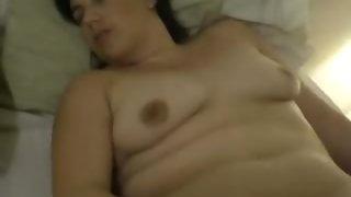 Holly Haris masturbates to orgasm