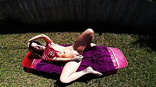 Kelsey Sun Kissed