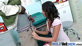 Even Slut Mature Lady Desire A Black Mamba Cock In Her clip-17