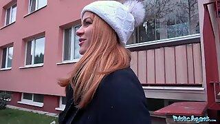Јавни агент Руски Црвенокоса води паре за Ромп