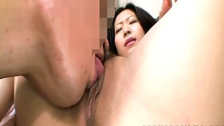 Miharu Suga - Asian Wife Begging For A Wild Fuck