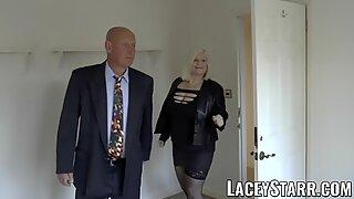 Laceystarr - Maduras Inglesas Bebes follada y facializada