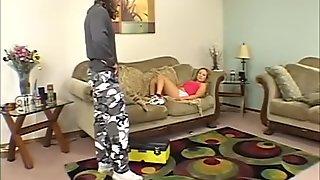 Crazy pornstar in amazing small tits, blowjob porn clip