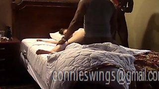 Slut wife Connie Swings
