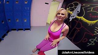 super-hot mother Julia Ann Gets Mature cootchie Fucked & Cummed On!