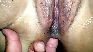 finger in wifes ass hole