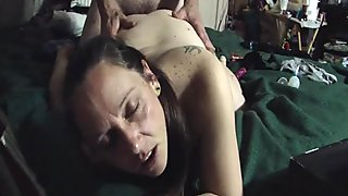 couple does anal